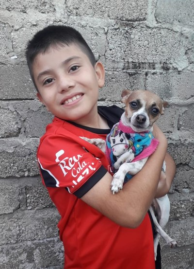 Help Jesús Sebastián by becoming a child sponsor. Sponsoring a child is a rewarding and heartwarming experience.