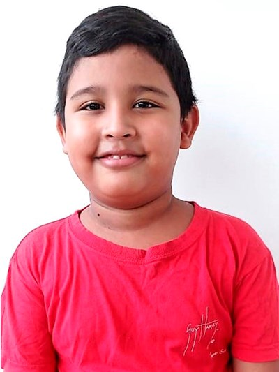 Help Jusiet Alexander by becoming a child sponsor. Sponsoring a child is a rewarding and heartwarming experience.