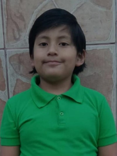 Help Samuel Santiago by becoming a child sponsor. Sponsoring a child is a rewarding and heartwarming experience.