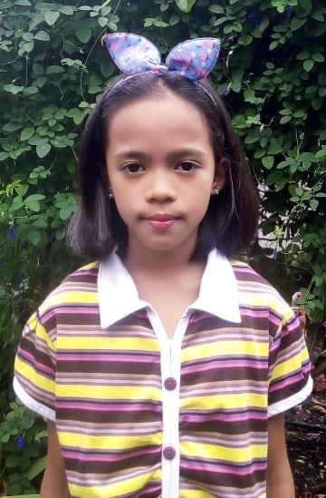 Help Alainna Claire Avila by becoming a child sponsor. Sponsoring a child is a rewarding and heartwarming experience.
