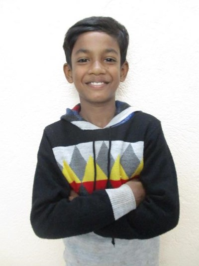Help Rohan by becoming a child sponsor. Sponsoring a child is a rewarding and heartwarming experience.