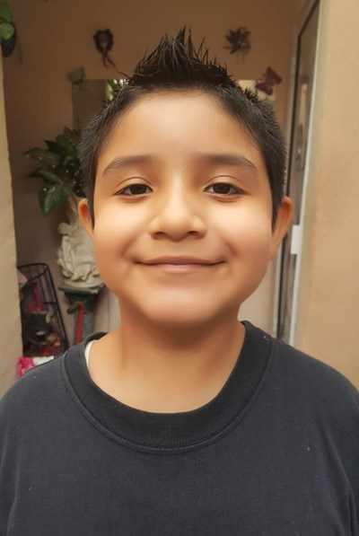 Help José Daniel by becoming a child sponsor. Sponsoring a child is a rewarding and heartwarming experience.