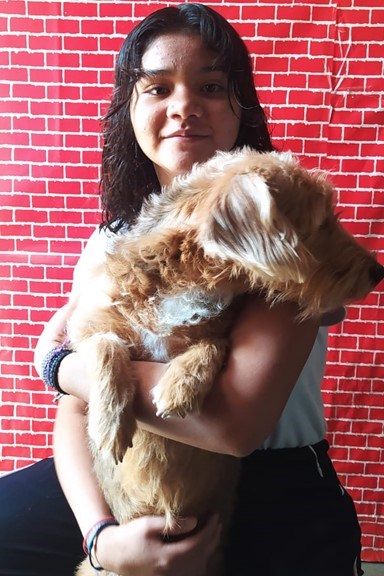 Help Vanessa Jaqueline by becoming a child sponsor. Sponsoring a child is a rewarding and heartwarming experience.