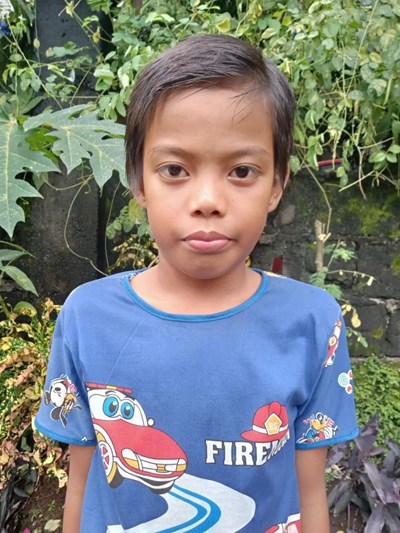 Help Christian Mark A. by becoming a child sponsor. Sponsoring a child is a rewarding and heartwarming experience.