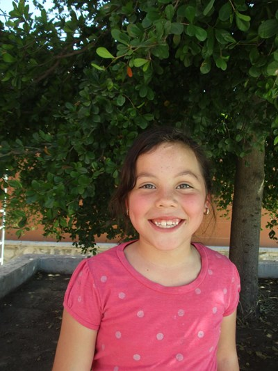 Help Vanya Rubí by becoming a child sponsor. Sponsoring a child is a rewarding and heartwarming experience.