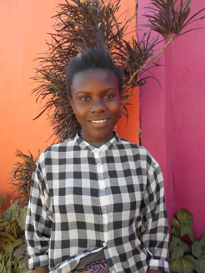 Help Rabecca by becoming a child sponsor. Sponsoring a child is a rewarding and heartwarming experience.