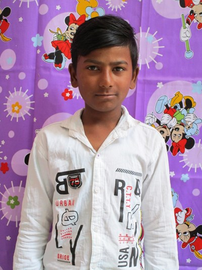 Help Akhil by becoming a child sponsor. Sponsoring a child is a rewarding and heartwarming experience.
