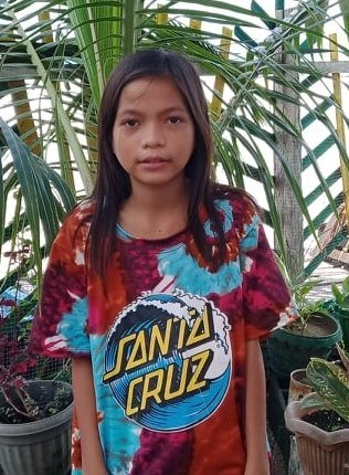 Help Kate Kimberly Bonagua by becoming a child sponsor. Sponsoring a child is a rewarding and heartwarming experience.