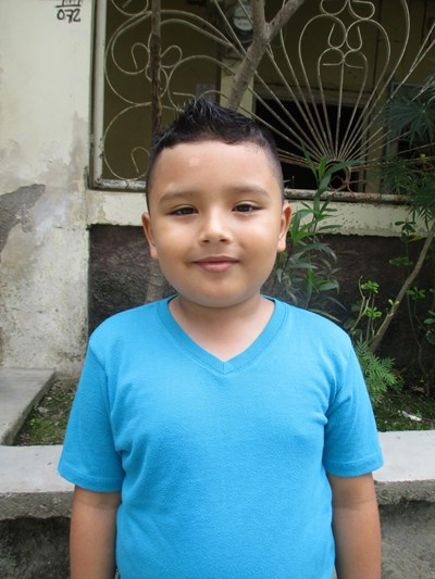 Help Eliezer Yurem by becoming a child sponsor. Sponsoring a child is a rewarding and heartwarming experience.