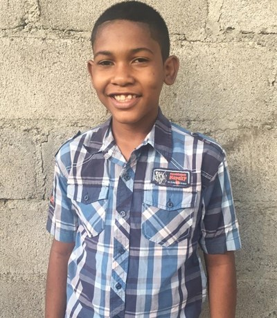 Help Johan David by becoming a child sponsor. Sponsoring a child is a rewarding and heartwarming experience.