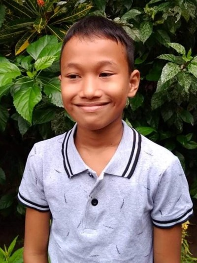 Help John Paul A. by becoming a child sponsor. Sponsoring a child is a rewarding and heartwarming experience.
