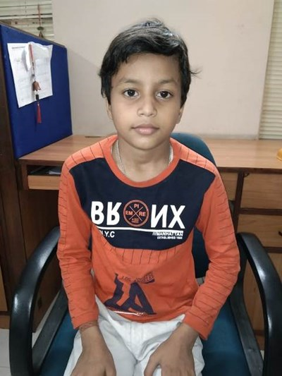 Help Dhanraj Kumar by becoming a child sponsor. Sponsoring a child is a rewarding and heartwarming experience.