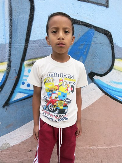 Help Jeremy Alexander by becoming a child sponsor. Sponsoring a child is a rewarding and heartwarming experience.