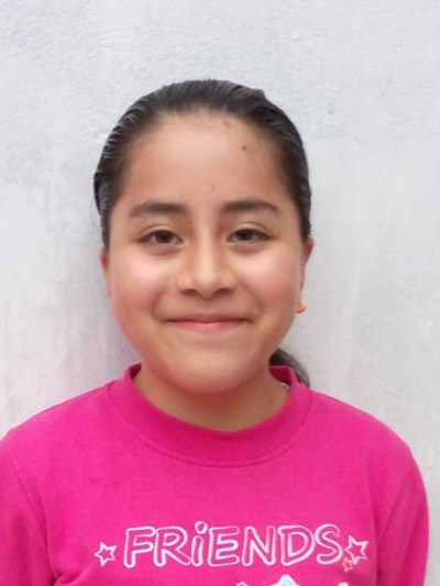 Help Daniela Poleth by becoming a child sponsor. Sponsoring a child is a rewarding and heartwarming experience.