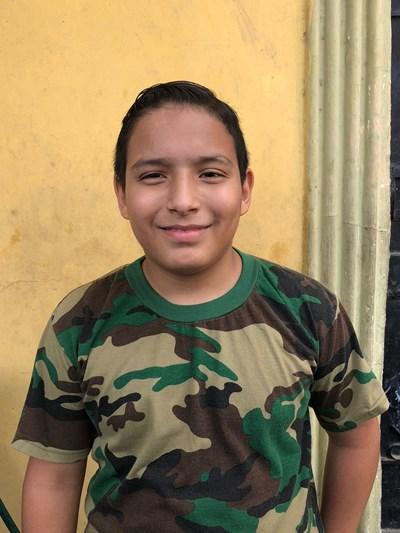 Help Javier Ezequiel by becoming a child sponsor. Sponsoring a child is a rewarding and heartwarming experience.