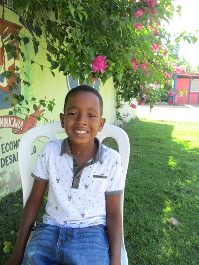 Help Deifri  Manuel by becoming a child sponsor. Sponsoring a child is a rewarding and heartwarming experience.
