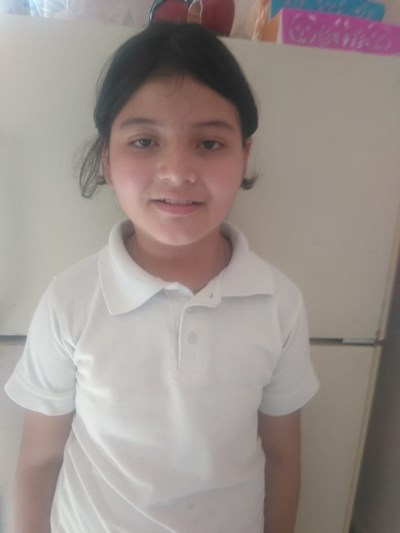 Help Kimberly Johana by becoming a child sponsor. Sponsoring a child is a rewarding and heartwarming experience.