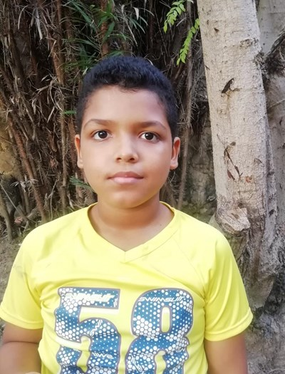 Help Felix Enrique by becoming a child sponsor. Sponsoring a child is a rewarding and heartwarming experience.