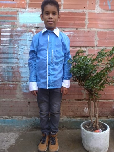 Help Esteban Daniel by becoming a child sponsor. Sponsoring a child is a rewarding and heartwarming experience.