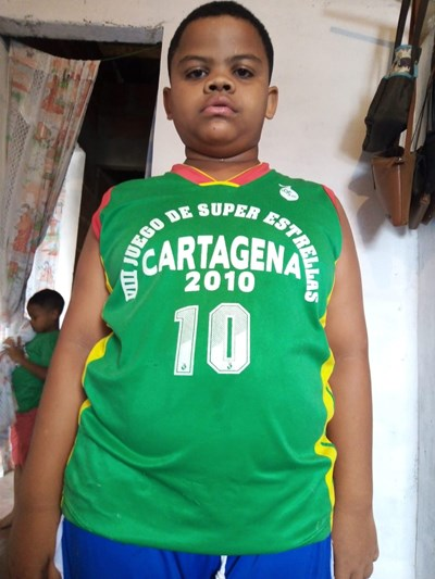 Help Sebastian De Jesus by becoming a child sponsor. Sponsoring a child is a rewarding and heartwarming experience.
