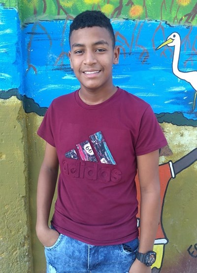 Help Darwin Daniel by becoming a child sponsor. Sponsoring a child is a rewarding and heartwarming experience.