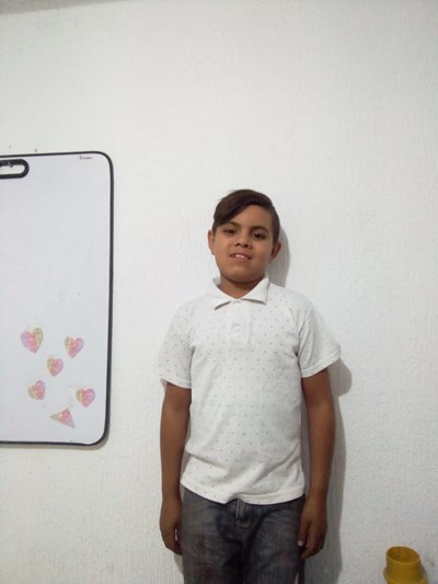 Help Joshua Antonio by becoming a child sponsor. Sponsoring a child is a rewarding and heartwarming experience.
