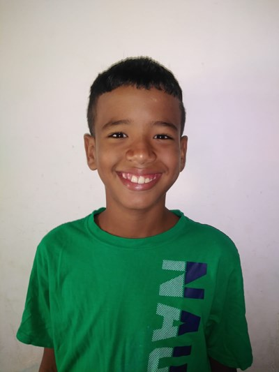 Help Luis Fidel by becoming a child sponsor. Sponsoring a child is a rewarding and heartwarming experience.