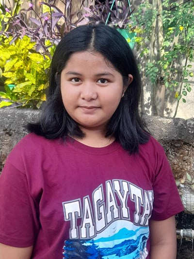 Help Aliyah Juliana A. by becoming a child sponsor. Sponsoring a child is a rewarding and heartwarming experience.