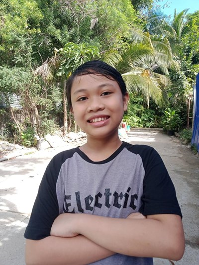 Help Altheo Luis D. by becoming a child sponsor. Sponsoring a child is a rewarding and heartwarming experience.