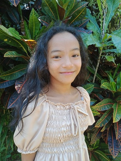 Help Aryen Jane A. by becoming a child sponsor. Sponsoring a child is a rewarding and heartwarming experience.