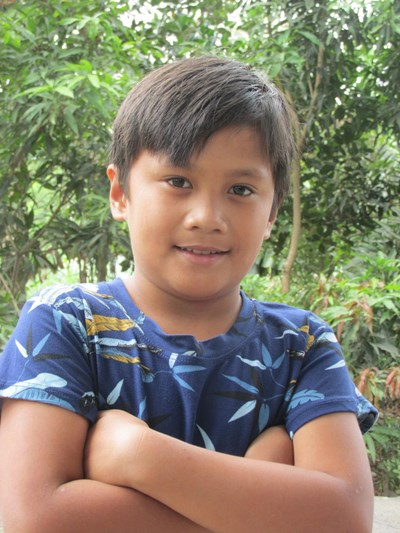 Help John Rainveer A. by becoming a child sponsor. Sponsoring a child is a rewarding and heartwarming experience.