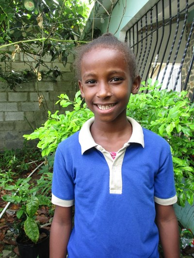 Help Eliani Esther by becoming a child sponsor. Sponsoring a child is a rewarding and heartwarming experience.
