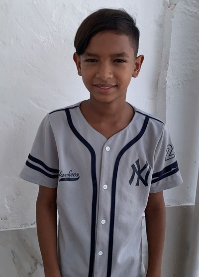 Help Jadher Eduardo by becoming a child sponsor. Sponsoring a child is a rewarding and heartwarming experience.