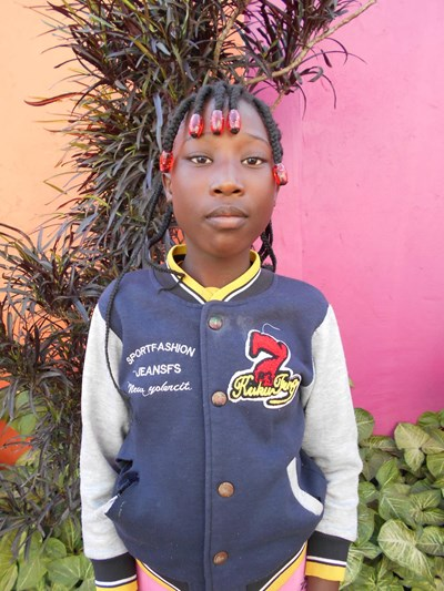 Help Agness by becoming a child sponsor. Sponsoring a child is a rewarding and heartwarming experience.