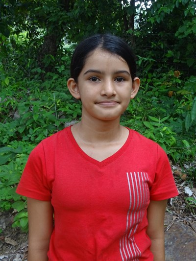 Help Rosa Gabriela by becoming a child sponsor. Sponsoring a child is a rewarding and heartwarming experience.