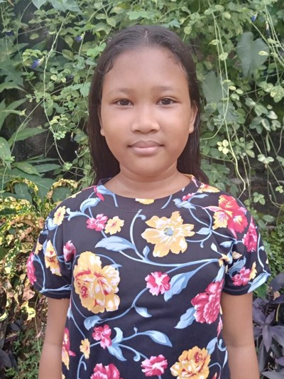 Help Mhel Aliah M. by becoming a child sponsor. Sponsoring a child is a rewarding and heartwarming experience.