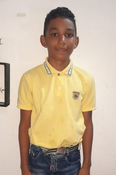 Help Isaac Manuel by becoming a child sponsor. Sponsoring a child is a rewarding and heartwarming experience.