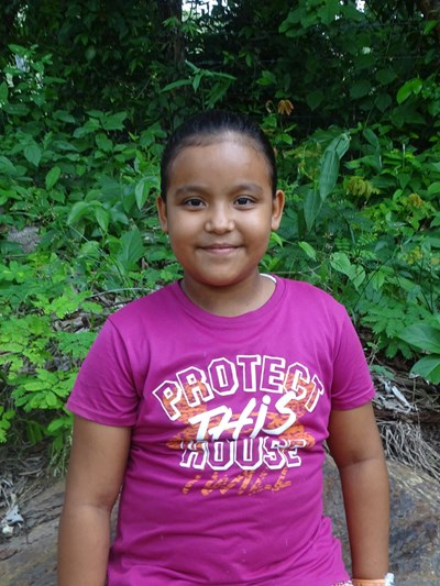 Help Chederlyn Nayely by becoming a child sponsor. Sponsoring a child is a rewarding and heartwarming experience.