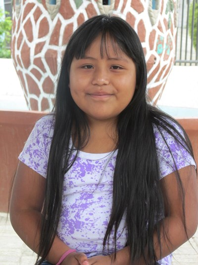 Help Kimberlin Yasmin by becoming a child sponsor. Sponsoring a child is a rewarding and heartwarming experience.