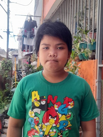 Help James Aldrine M. by becoming a child sponsor. Sponsoring a child is a rewarding and heartwarming experience.