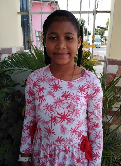Help Andrea Carolina by becoming a child sponsor. Sponsoring a child is a rewarding and heartwarming experience.