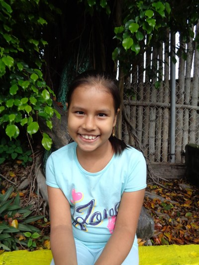 Help Andreina Abigail by becoming a child sponsor. Sponsoring a child is a rewarding and heartwarming experience.