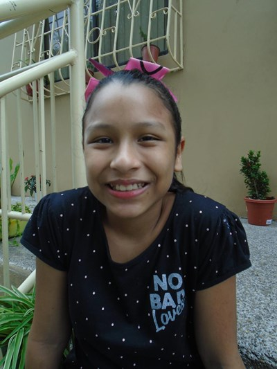 Help Sarai Catalina by becoming a child sponsor. Sponsoring a child is a rewarding and heartwarming experience.