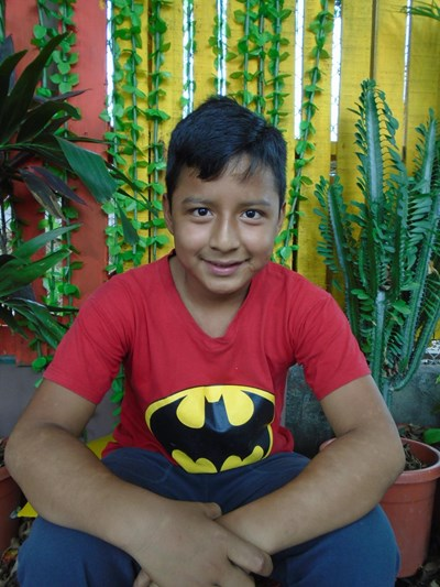 Help Kevin Joel by becoming a child sponsor. Sponsoring a child is a rewarding and heartwarming experience.