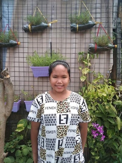 Help Diana Joy B. by becoming a child sponsor. Sponsoring a child is a rewarding and heartwarming experience.