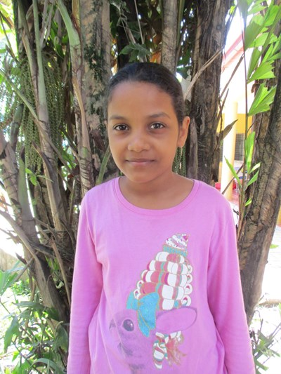 Help Ethel Alejandra by becoming a child sponsor. Sponsoring a child is a rewarding and heartwarming experience.
