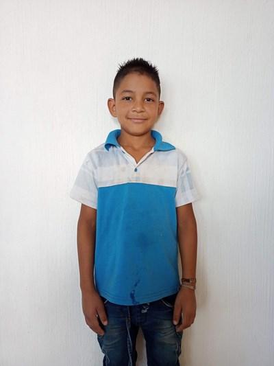 Help Erick Yovani by becoming a child sponsor. Sponsoring a child is a rewarding and heartwarming experience.