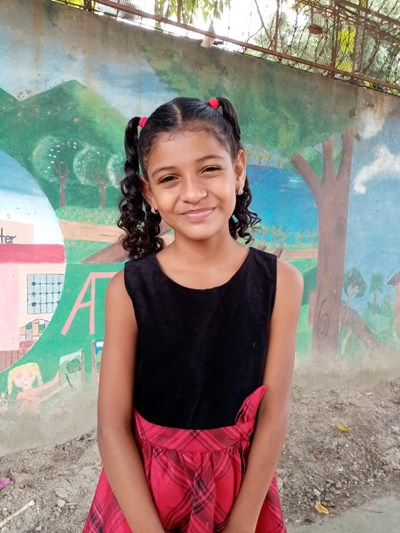 Help Valery Samira by becoming a child sponsor. Sponsoring a child is a rewarding and heartwarming experience.