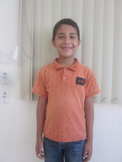 Help Isaac Emiliano by becoming a child sponsor. Sponsoring a child is a rewarding and heartwarming experience.