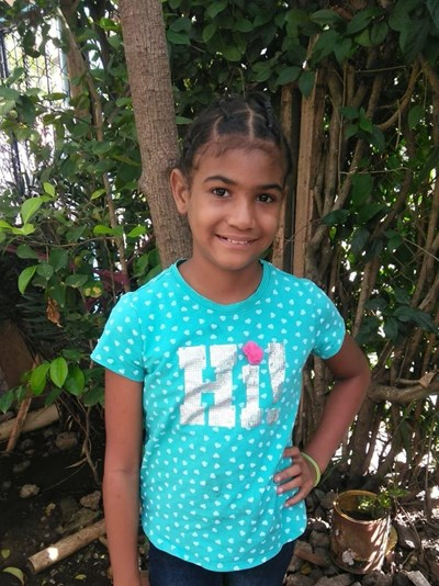 Help Stacy Laritza by becoming a child sponsor. Sponsoring a child is a rewarding and heartwarming experience.